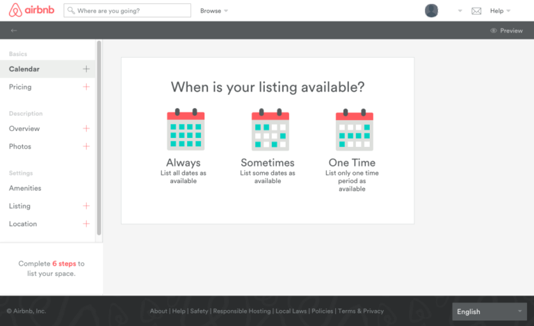 How To Mark Your Airbnb Listing Calendar