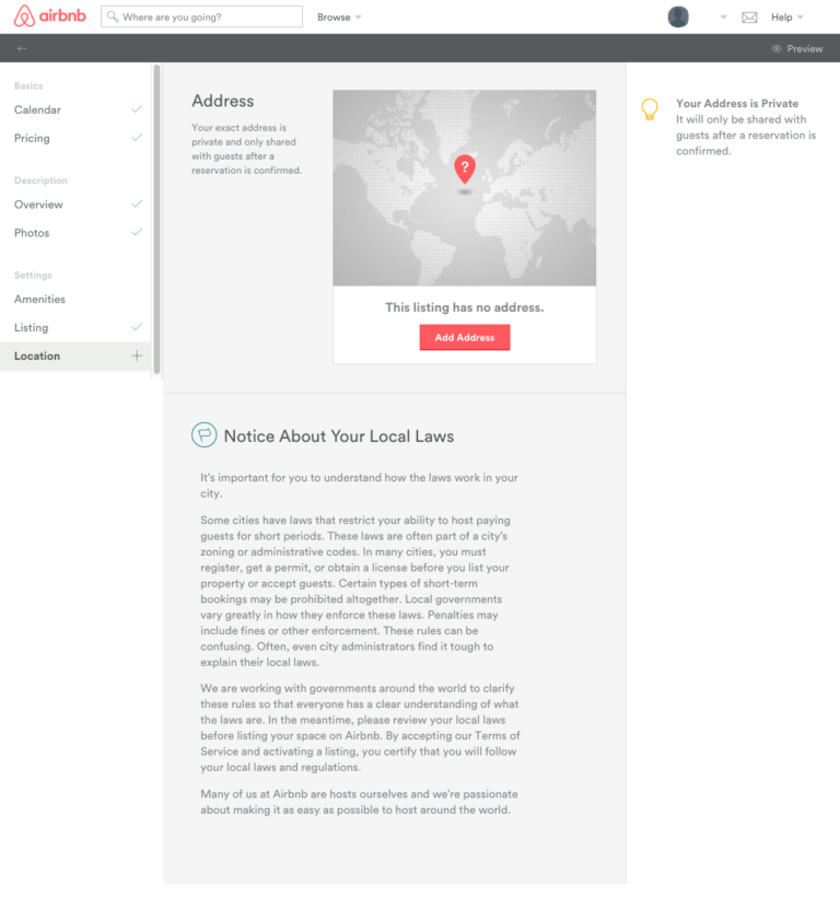 Mapping Your Airbnb